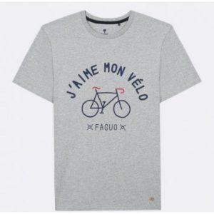 FAGUO Arcy J'aime mon vélo